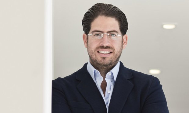 Terra Group LLC president David Martin in Miami.