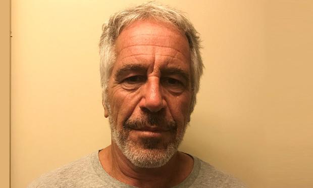 Jeffrey Epstein. Photo: New York State sex offender registry.