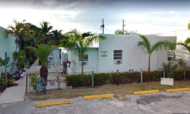 Small Delray Beach Apartment Building Trades for $1 45