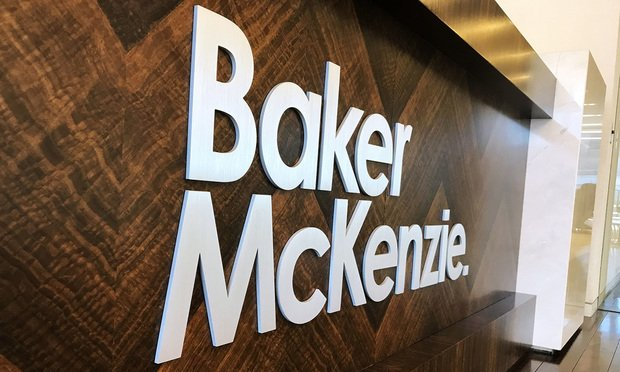 Baker McKenzie signage