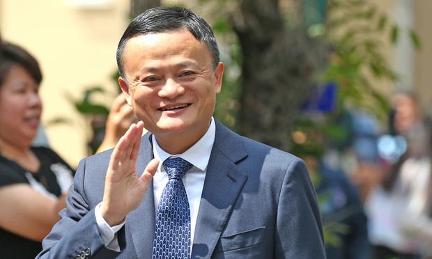 Jack Ma, founder of Alibaba. Photo by feelphoto/Shutterstock.com
