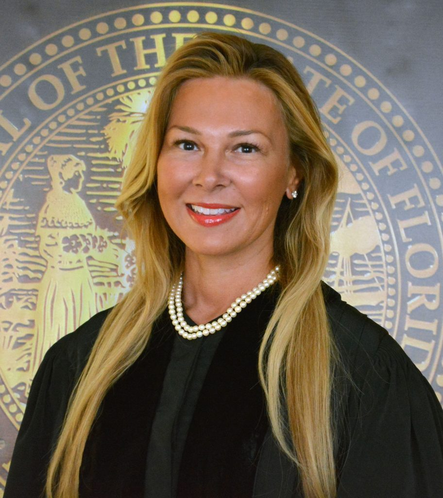 The Honorable Marcia Del Rey, 11th Judicial Circuit of Florida. Courtesy photo