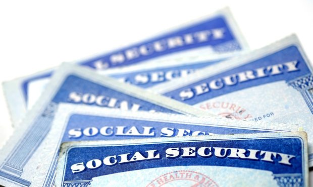 Social Security cards/credit: shutterstock