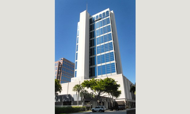 100 SE Third Ave., Fort Lauderdale. One Financial Plaza