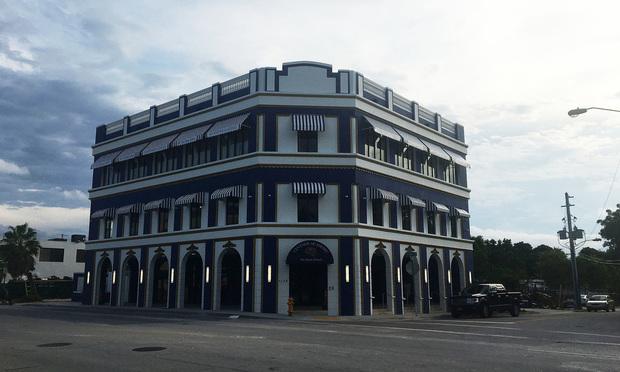 Centner Academy Building
