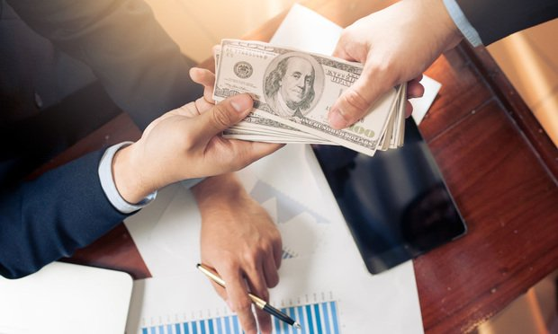 New York law firm Parker Waichman had hoped ot trade a $93,203 fee award for its former lawyer's $4.2 million contingency fee, but the Fourth District Court of Appeal said no. Photo: Dtitstudio/Shutterstock.com.