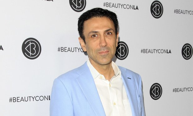 Dr. Simon Ourian at the 5th Annual Beautycon Festival Los Angeles at the Los Angeles Convention Center on August 12, 2017 in Los Angeles, CA. Photo: Kathy Hutchins/Shutterstock.com.