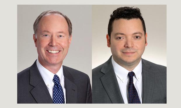 John H. Friedhoff and Alfonso E. Sanchez, Shareholders, Fowler White Burnett, Miami