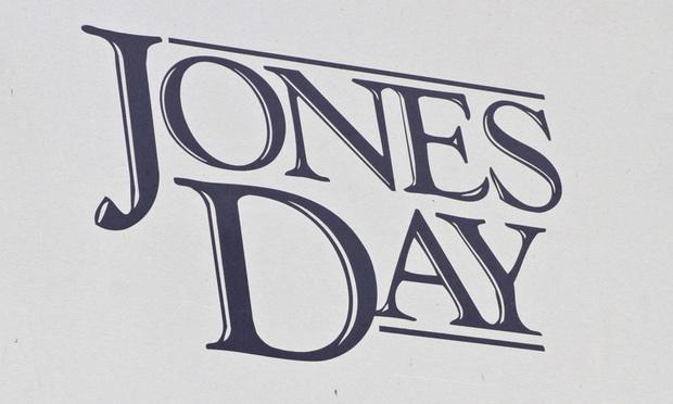 Jones Day sign