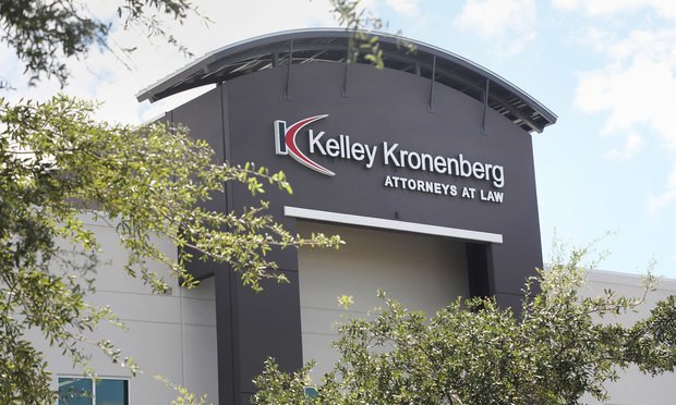 Kelley Kronenberg's new office building at 10360 W. State Road 84, Fort Lauderdale.
