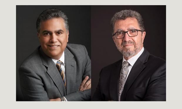 Elio Martinez and Jorge Espinosa