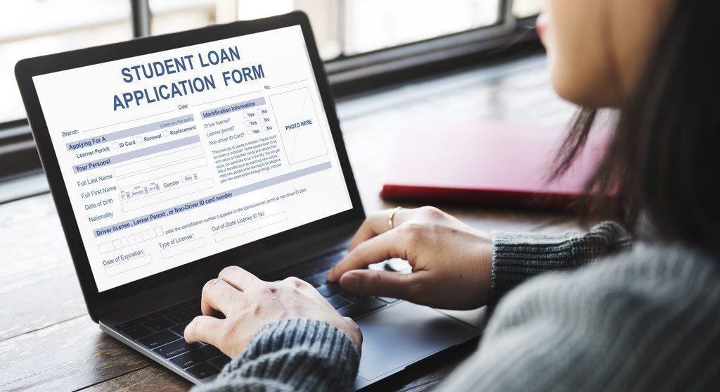 Student Loan Application. Photo: Credit: Rawpixel.com/Shutterstock.com