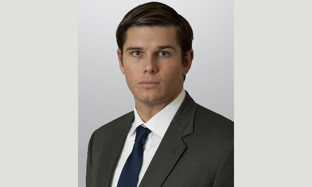 David Lisko, associate with Holland & Knight in Tampa, FL.