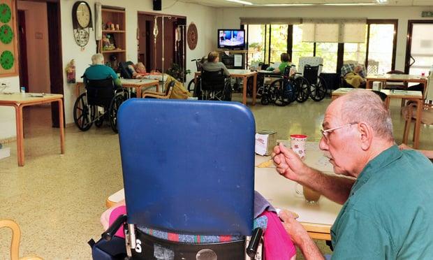 A nursing home/photo by ChameleonsEye/Shutterstock.com