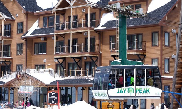 Jay Peak, Vermont ski resort