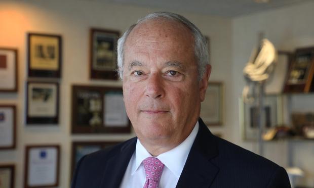 David W. Bianchi, of Stewart Tilghman Fox Bianchi & Cain.