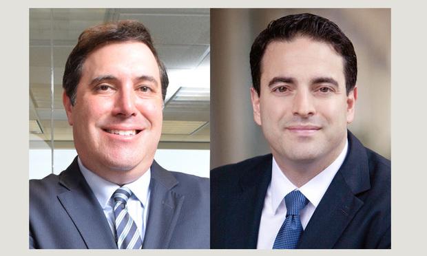 Jeff Marcus and Michael Pineiro, Partners, Marcus Neiman Rashbaum & Pineiro, Fort Lauderdale
