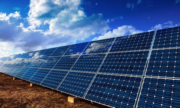 Solar panels/credit: Shutterstock