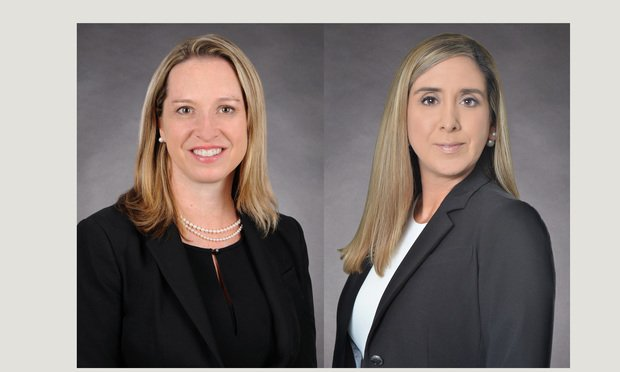 Jennifer Olmedo-Rodriguez is the head of Buchanan Ingersoll & Rooney's Miami office and a shareholder in the litigation section. Samantha Southall is a shareholder in the firm's litigation section in Philadelphia.