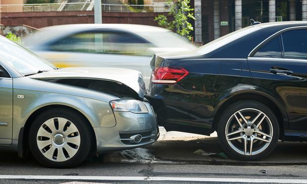 Car crash. Photo: Dmitry Kalinovsky/Shutterstock.com.