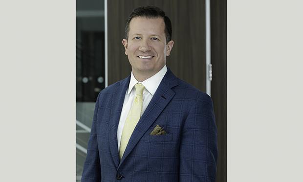 Jason Vanslette, partner at Kelley Kronenberg in Fort Lauderdale.