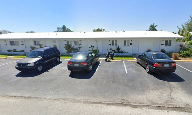 830 SW Second St. in Hallandale Beach