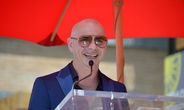 Armando Perez, the rapper known as Pitbull.