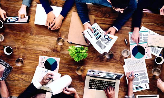 Business meeting. Photo: Rawpixel.com/Shutterstock.com.