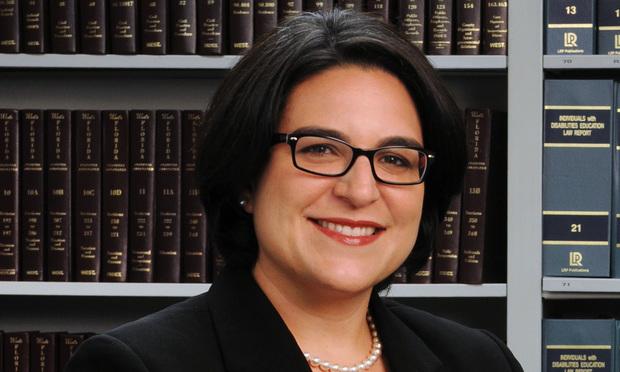 Monica Vigues-Pitan, Executive Director Legal Services of Greater Miami...