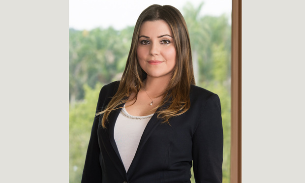 Sonia Oliveri is an immigration partner at Kelley Kronenberg in Miami and Fort Lauderdale.