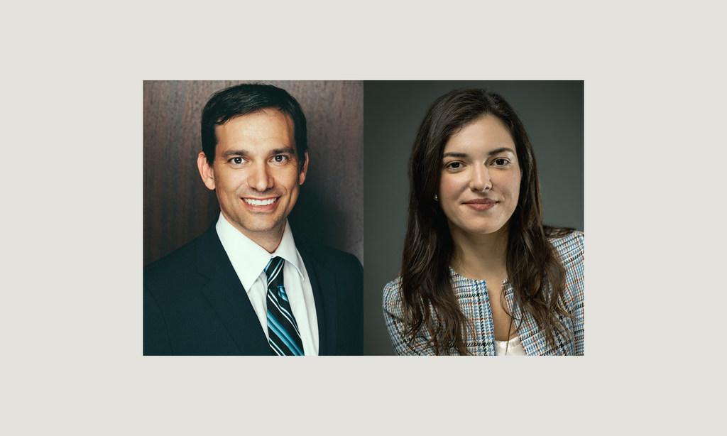 Peter Valoriand Morgan Levine, Damian & Valori | Culmo Trial Attorneys