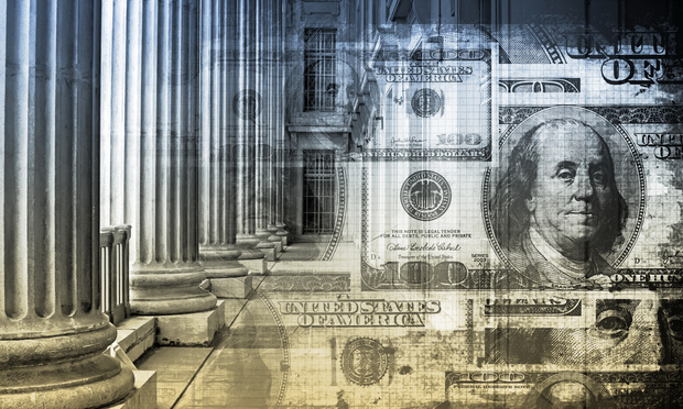 Accounting and Finance Law Concept as a Art. Photo: kentoh/Shutterstock.com.