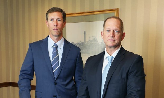 William D. Zoeller and Michael V. Baxter, Schuler Halvorson Weisser Zoeller Overbeck. Courtesy photo.