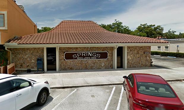 10161 W. Sample Road in Coral Springs