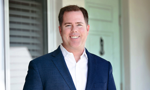 Andrew Gordon, a partner at Hinshaw & Culbertson in Fort Lauderdale.