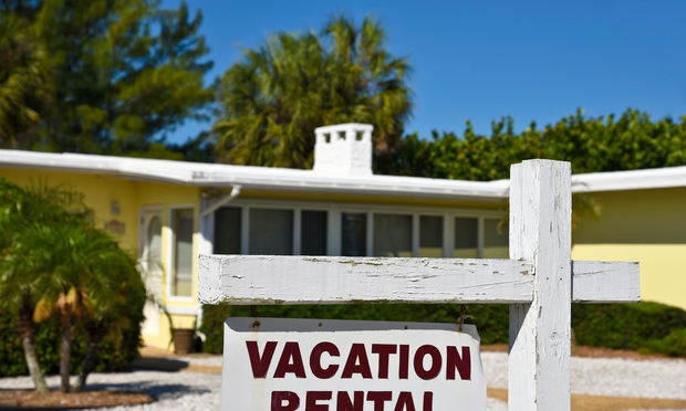 Owners Management Companies Sue Over Vacation Rental Ban Daily Business Review