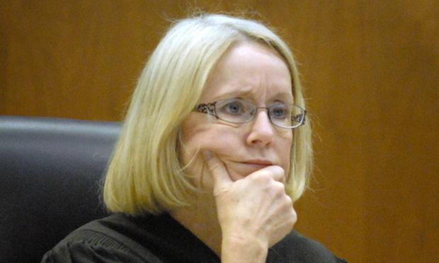 Fourth DCA Judge Martha Warner.Photo: Melanie Bell/ALM.