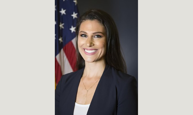 Lindsey Lazopoulos Friedman, Assistant U.S. Attorney for the Southern District of Florida in Miami.