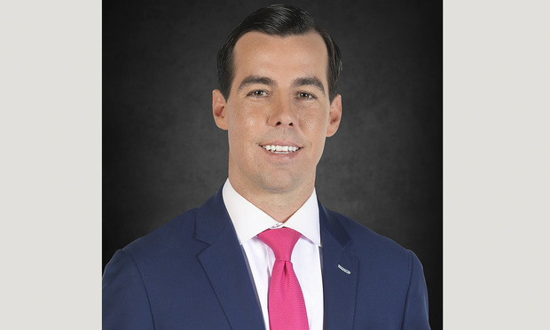 Matt Morgan, a partner at Morgan & Morgan in Orlando (courtesy photo)