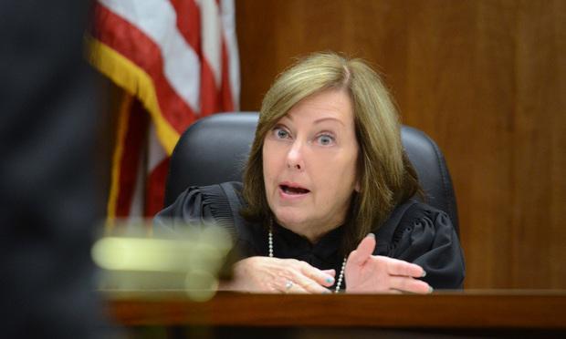 4th DCA Judge Melanie May. Photo: Melanie Bell/ALM.