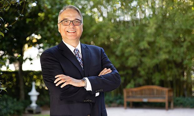 University of Miami law dean Anthony Varona