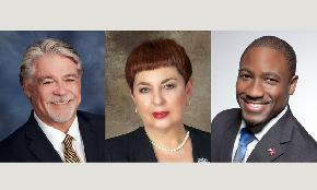 Broward Circuit Judge Dennis Bailey Draws 2 Opponents in Primary Election: Abbe Rifkin Logan and George Odom