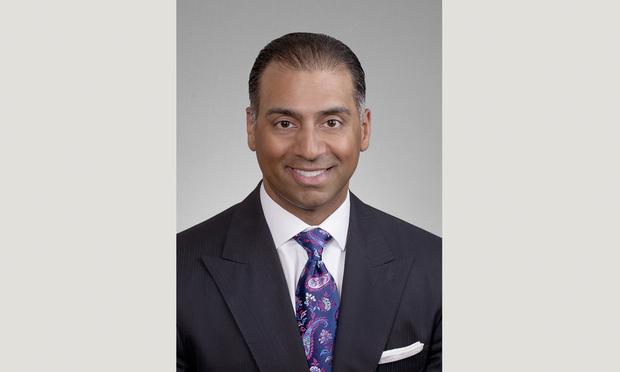Ben Dachepalli, shareholder with Hill Ward Henderson in Tampa, FL.