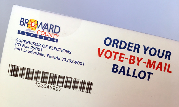 Broward County Order Your Vote By Mail Ballot