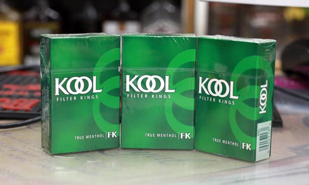Kool Cigarettes. John Disney/ALM.