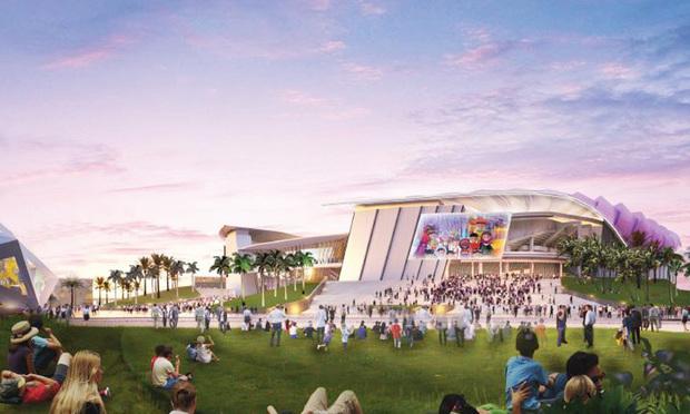 Miami Freedom Park soccer stadium