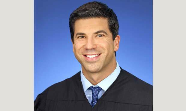 U.S. District Judge Roy Altman