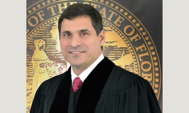 Miami-Dade Judge Scott Bernstein.