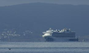 Passengers Suing Over Virus Fears Would 'Open The Door' to Liability Cruise Line Says