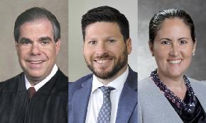 Palm Beach Circuit Election: Adam Myron and Caryn Siperstein Challenge Incumbent Judge Jaimie Goodman